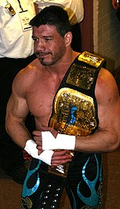 44cf43399656c Guerrero as one half of the WWE Tag Team Champions