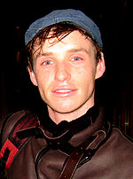 Eddie Redmayne Dec2009