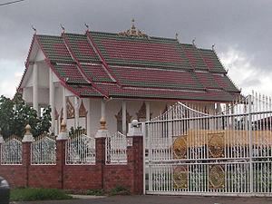 Edensor Park, New South Wales - Wat Prayortkeo Dhammayanaram Buddhist temple