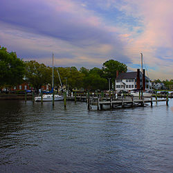 Downtown Edenton Waterfront
