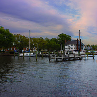 Edenton, North Carolina Town in North Carolina, United States