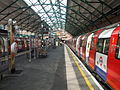Edgware station platform 3 looking north.JPG