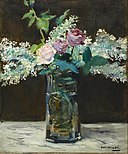 Edouard Manet - Vase of White Lilacs and Roses - 1985.R.34 - Dallas Museum of Art.jpg