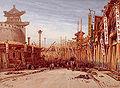 Eduard Hildebrandt Peking Runde Strasse.jpg