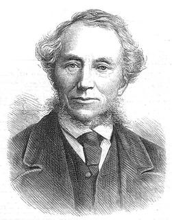 Edward William Cox British lawyer