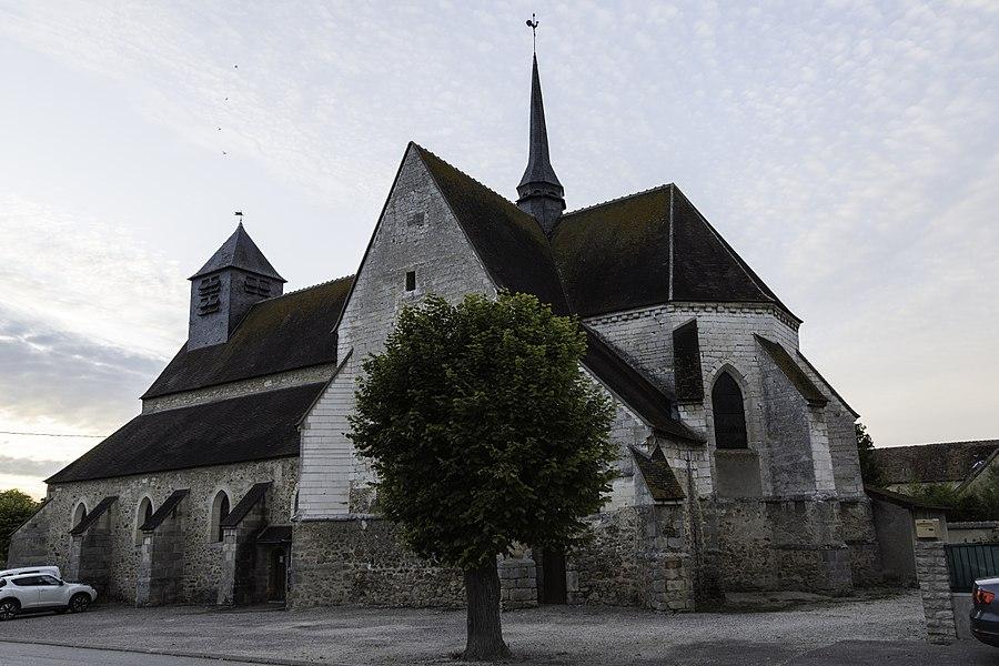 Église Saint-Antoine d'Anglure
