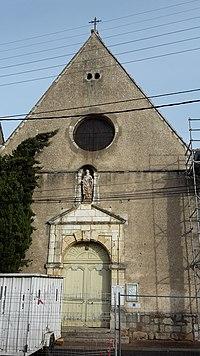 Eglise Saint-Savinien-le-jeune de Sens (façade).jpg