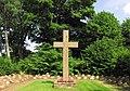 Ehrenmal für die Gefallenen der beiden Weltkriege - neben Friedhof Steinbergkirche Schleswig-Holstein Foto Wolfgang Pehlemann IMG 7198.jpg