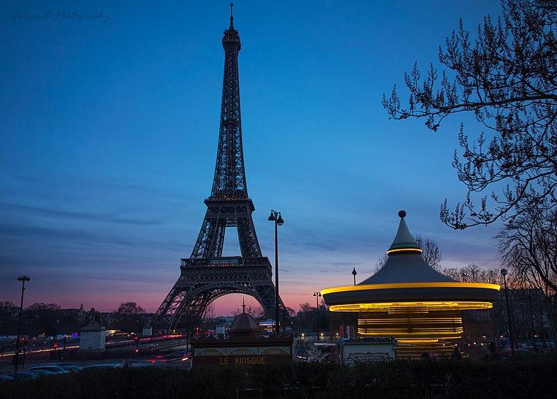 Paris em janeiro o que fazer