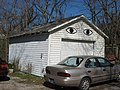 Eighth Street West 1000 garage, Bloomington West Side HD.jpg