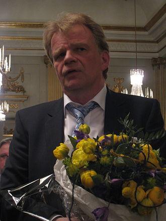 Einar Már Guðmundsson - Einar Már Guðmundsson, 2012