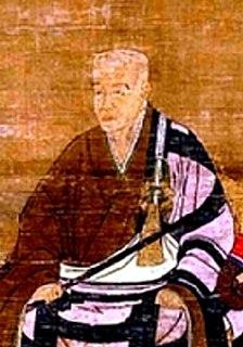 Eisai Japanese monk