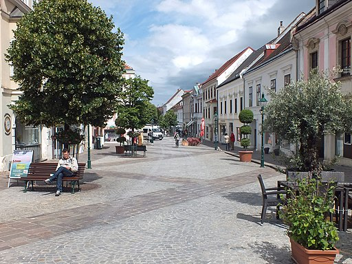 Eisenstadt Hauptstraße