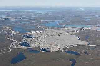 Ekati Diamond Mine mine