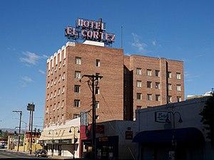 El Cortez (Reno) - Hotel in 2012