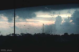 El Reno Oklahoma Tornado (swirl)