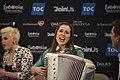 Elaiza, ESC2014 Meet & Greet 08.jpg