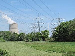 Emsbüren - Image: Elbergen, koeltorens energiecentrale positie 2 foto 1 2011 05 07 13.04