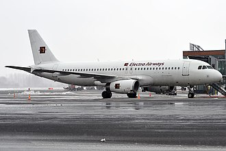Electra Airways - Electra Airways Airbus A320-200.