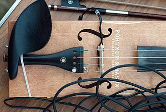 Cigar box guitar - A superior modern fiddle