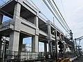 Elevation Construction of Awaji Station 201905-6.jpg
