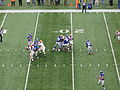 Eli Manning Back To Pass vs Browns 2012.jpg