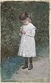 Elisabeth Mauve (geb 1875), dochtertje van de kunstenaar Rijksmuseum SK-A-2445.jpeg