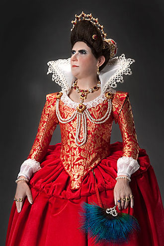 Elizabeth Báthory - A likeness of Elizabeth Báthory by artist and historian George S. Stuart created from her physical description found in historical records.