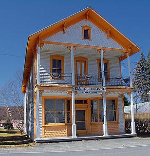 Newfoundland, Pennsylvania Village in Pennsylvania, United States