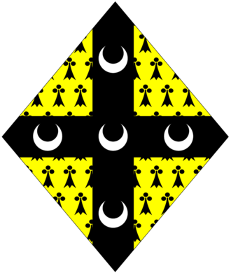 Baron Howard de Walden - Image: Ellis Arms Lozenge Shield