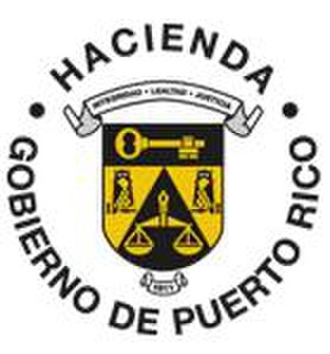 Puerto Rico Department of Treasury - Image: Emblem department of treasury of puerto rico