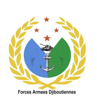 combined military forces of Djibouti