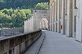 Engelhartszell Untergriesbach Donaukraftwerk Jochenstein Brücke-5282.jpg