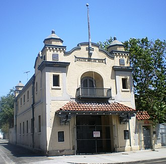Engine House No. 18 (Los Angeles, California) - Engine House No. 18 in 2008