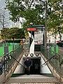 Entrée Station Métro Javel André Citroën Paris 9.jpg