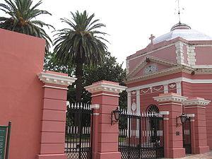 Hacienda - Palacio San José, Argentina; owned by Justo José de Urquiza, 19th century.