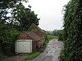 Entrance to Grange Farm, Somerby - geograph.org.uk - 851132.jpg