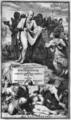 Epicteti Enchiridium una cum Cebetis Thebani tabula Graec. and Lat., Frontispiece, 1670 engraving.png
