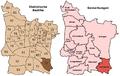 Erlangen Bezirke Gemarkungen Tennenlohe.png