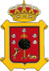 Coat of arms of Santo Adriano
