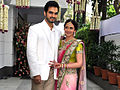 Esha Deol's engagement ceremony with Bharat Takhtani 03.jpg