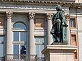 Estatua de Murillo y Puerta de Murillo del Museo del Prado - 03.jpg