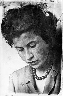 Esther Hillesum
