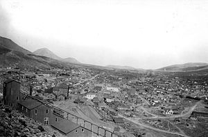Eureka, Utah - Tintic District at Eureka in 1911