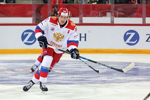 Andrei Mironov Ice Hockey