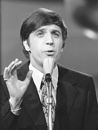 Jean Vallée - Jean Vallée at the Eurovision Song Contest 1970