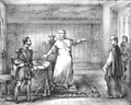 Expulsion of the Russian envoy to the Holy See Felix von Meyendorff by Pope Pius IX.PNG