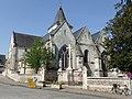 Exterieur Eglise Saint-Michel Saint-Wandrille chevet.JPG