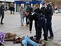 Extinction Rebellion Die-in at the Alexanderplatz 09-02-2019 15.jpg