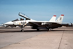 VF-41のF-14A